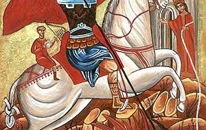 Святий Георгій. Святий Юрій