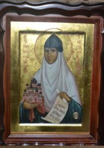 Преподобна Анастасія Київська