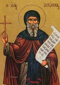 Святий Антоній Великий