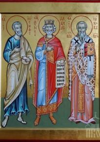 Йосиф Обручник, Давид, цар, і Яков, брат Господній