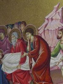 Йосип та Никодим учні Христа