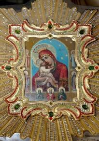 Почаївська ікона Божої матері