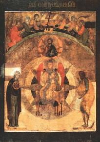 ікона Софії Премудрості Божої